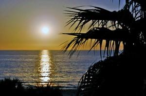 Clearwater Beach, Florida Sunset 2009