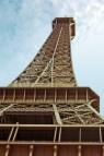 Eiffel Tower, Paris, France 2009