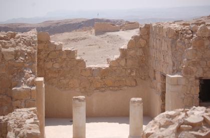 Masada in Jerusalem, Israel