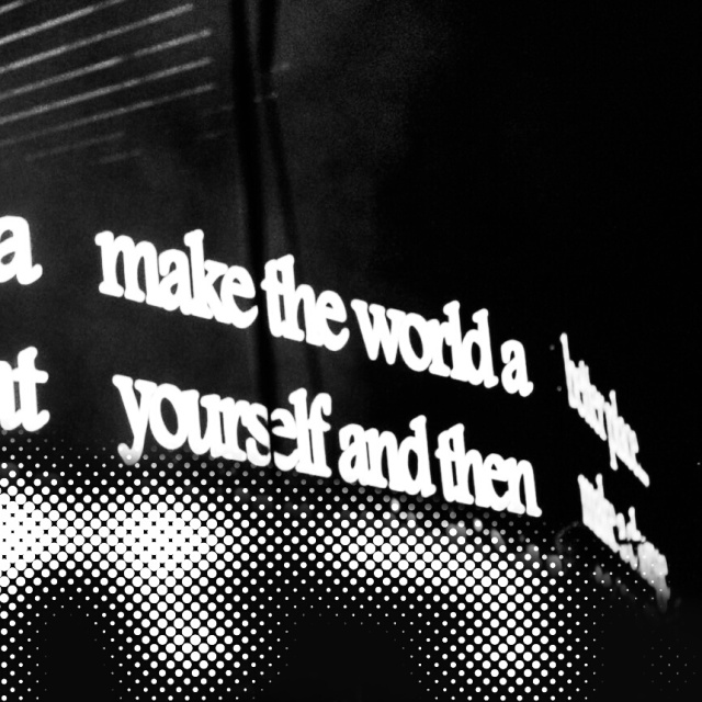 Madonna Words